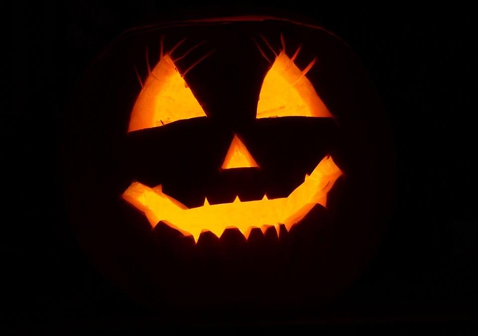Halloween con la sicurezza giusta