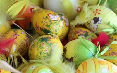 Come passare una buona Pasqua con i serramenti giusti